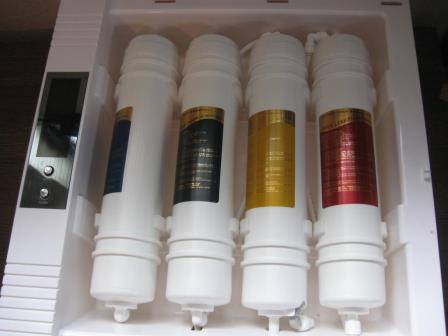 AV Untertisch neue Filter